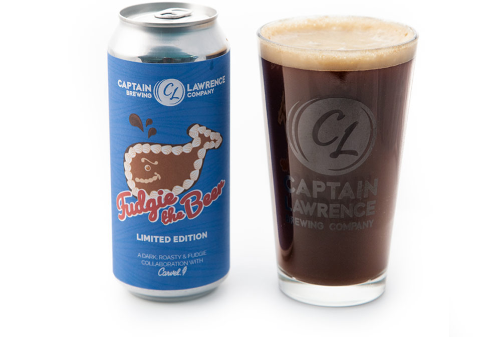 fudgie the beer can photo
